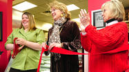 Cake Walk Specialty Cakes & Pastries did not mark its first anniversary with a celebration, but partners Katie Martin and Kathleen Murray marked its second Friday with a ribbon-cutting and open house.