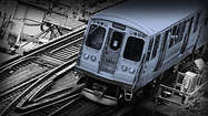 Derailment slows Purple Line service