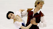 Farce returns to ice dancing