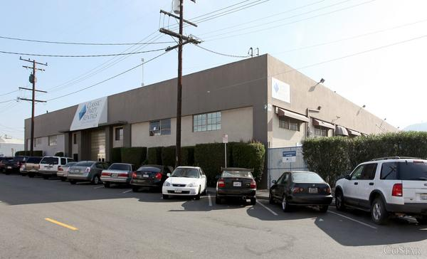 This Culver City warehouse built in the late 1940s will be the new home of Beats By Dr. Dre.