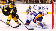 New York Islanders at Boston Bruins