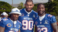 Photos: Bears at the Pro Bowl in Hawaii