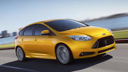 Rapid Review: 2013 Ford Focus ST