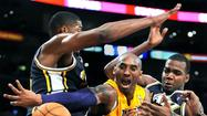 The Lakers have had a lot of trouble this season with the Utah Jazz, losing the first two meetings (and two in the preseason).