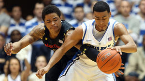 Maryland can't stop No. 1 Duke in 84-64 loss on the road