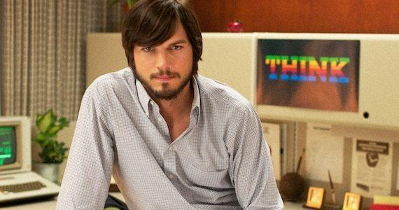 "Ashton Kutcher as Apple founder Steve Jobs in ""jOBS"""