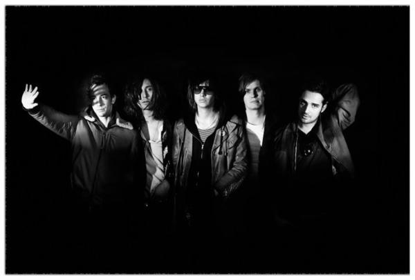 "The Strokes have released a new single, ""One Way Trigger,"" their first since 2011."
