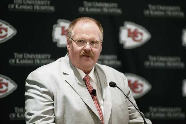 Andy Reid, a former offensive lineman at Glendale Community College, transitioned from the Philadelphia Eagles to the Kansas City Chiefs this past year.
