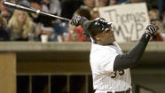 Former major league slugger Frank Thomas, who is eligible for the Baseball Hall of Fame next year, let it be known that he's glad he thrived through hard work rather than taking the easier route and using performance-enhancing drugs.