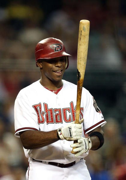 Justin Upton during the 2012 season.