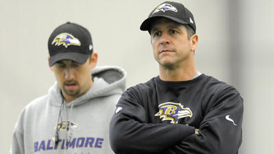 Notebook: After one final practice, Ravens ready to head to New…