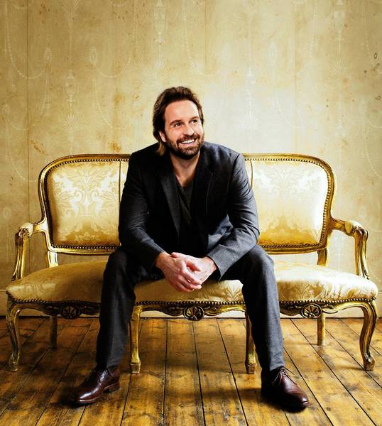 British tenor Alfie Boe, who won a Tony Award for his work as Rodolfo in the Broadway revival of Baz Luhrmann's 'La Boheme,' and played the role of Jean Valjean in 'Les Miserables' at in London, performs at Miller Symphony Hall in Allentown Jan. 29.