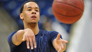 UConn Hopes Napier Is Healthy For Rutgers Game Sunday