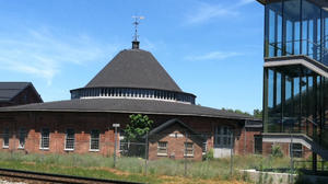 Baltimore & Ohio Railroad roundhouse restroom project ready for bids