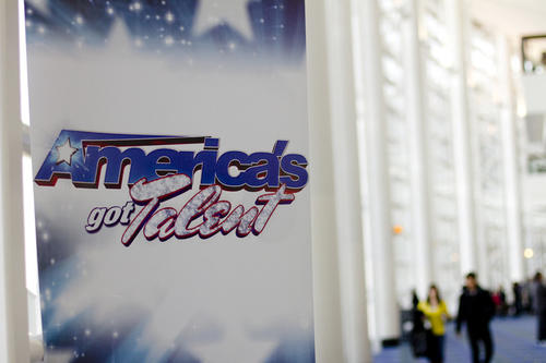 The 2013 America's Got Talent auditions held at the McCormick Center, photographed on Saturday, January 26, 2013.