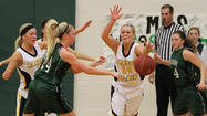 Photo Gallery: Girls Basketball, Garden Plain vs. Mulvane