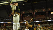 COLUMBIA, Mo. -- Vanderbilt arrived in Columbia as the SEC's best team in opponent 3-point percentage.