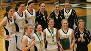 Garden Plain girls' basketball storms back late to win Mulvane tournament