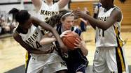 Girls hoops | Trinity tops tired Maine South by 2