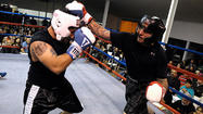 GALLERY: When Forces Collide Boxing Match