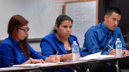 Imperial County Migrant Education Program's annual speech and debate competition