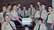 Orland Park Boy Scout Troop 383 had an extra reason to celebrate as the group observed its December 22 second anniversary. One of the newest troops in the Nishnabec District of the Calumet Council, Troop 383 earned the Boy Scouts of America's Journey to Excellence Gold Award.