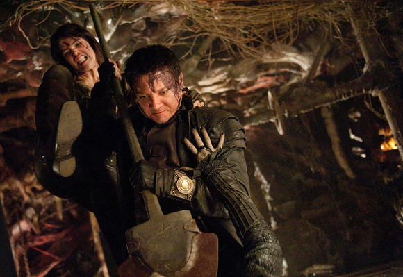 """Hansel & Gretel: Witch Hunters"""