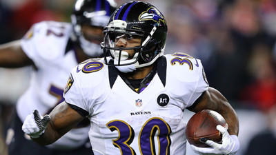 Bernard Pierce draws praise from Ray Lewis, Ozzie Newsome
