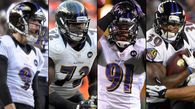 Talented rookie class has helped Ravens on Super Bowl run