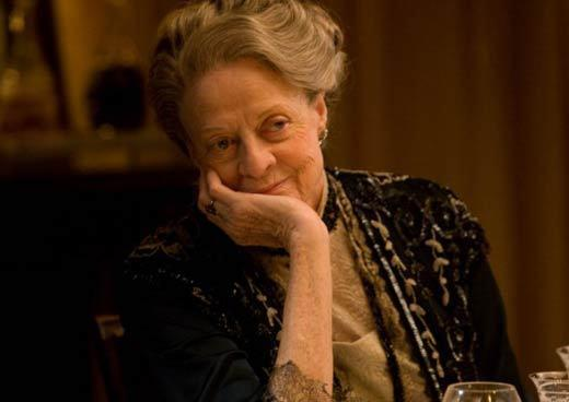 'Downton Abbey': Lady Violet, the Dowager Countess' notable quotables: Lady Violet: Edith dear, youre a woman with a brain and reasonable ability. Stop whining and find something to do.