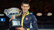 Novak Djokovic wins Australian Open