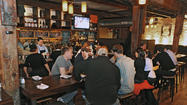 "Having the <a href=""#"" data-topic-id=""ORSPT000161"">Ravens</a> in the post-season has been great for bars and taverns but not always for restaurants. The Jan. 16 divisional game against Denver, for instance, took a bite out of Saturday-night profits when it went into overtime."