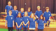 Greenbrier Elementary School held its geography bee Jan. 8.