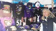 Ravens items for sale in Towson [Pictures]