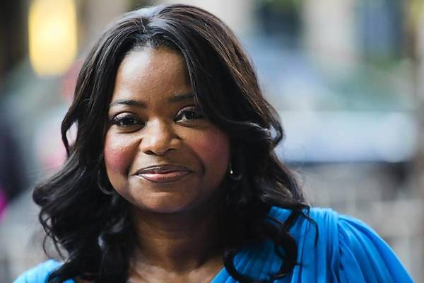 "Octavia Spencer arrives for the gala presentation of the film ""Smashed"" at the 37th Toronto International Film Festival."