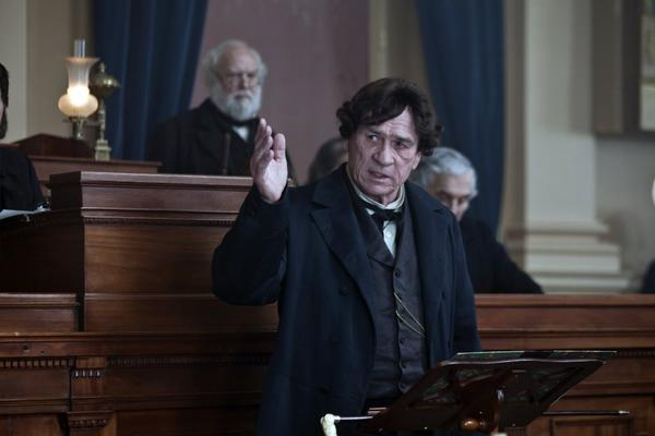 "Tommy Lee Jones in ""Lincoln."""