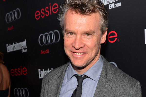 Tate Donovan at Chateau Marmont on Saturday, the night before the SAG Awards, at a pre-party presented by Essie and Audi.