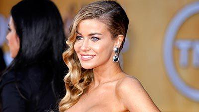 Carmen Electra arrives at the Screen Actors Guild Awards.