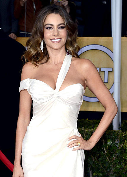 """Modern Family"" actress Sofia Vergara."