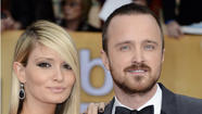 Aaron Paul is only there for the free drinks