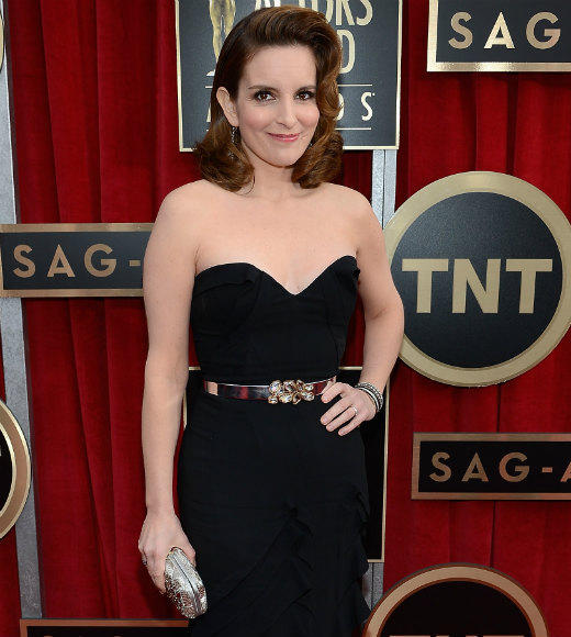 SAG Awards 2013: Best and worst moments: Best news ever: Tina Fey confirmed that she is working on Mean Girls the musical, with her composer husband Jeff Richmond. Mean Girls the musical. MEAN GIRLS THE MUSICAL!!!   --Carina Adly MacKenzie, Zap2it