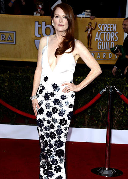 """Game Change"" actress Julianne Moore."