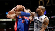Pictures: Orlando Magic vs. Detroit Pistons