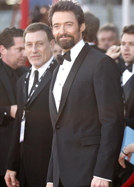 """Les Miserables"" actor Hugh Jackman."