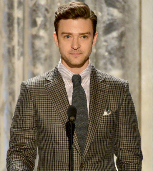 SAG Awards 2013: Best and worst moments: Justin Timberlake is back on the music scene, but that doesnt mean hes done acting. Far from it: JTims came out to present Best Supporting Actress at the Screen Actors Guild Awards, an honor he earned thanks to parts in movies like The Social Network, Trouble with the Curve and Alpha Dog. Of course, he wore a suit and tie to do the deed. Nice shout out to your new single, Mr. Timberlake.   --Terri Schwartz, Zap2it