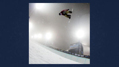 In this Burton Snowboards Facebook photo, Kelly Clark earned a gold medal at the X Games in Aspen, Colo. Saturday.