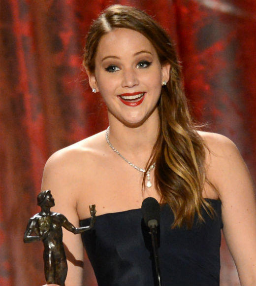 SAG Awards 2013: Best and worst moments: As mentioned earlier, Jennifer Lawrence has been really sick during the past week. Like, walking pneumonia sick. So when she had trouble breathing while accepting her Best Actress win, she had good reason. Of course, she also beat out critical darling Jessica Chastain for the honor, which bodes well for her Oscar chances. Oh my god, this is incredible. Thank you so much, Lawrence said in her speech.   --Terri Schwartz, Zap2it