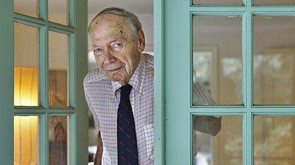 Stanley Karnow in 2009.