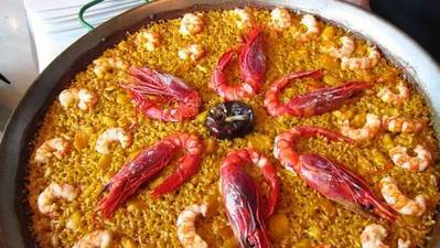 Paella perfection