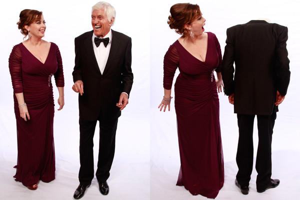 Dick Van Dyke, with his wife, Arlene Silver, was the recipient of the Screen Actors Guild's Life Achievement Award.
